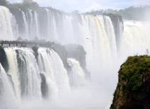 La Garganta del Diablo en Foz de Iguazú