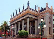Teatro Juárez Guanajuato