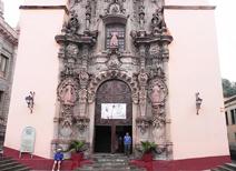 Templo de San Diego de Alcántara