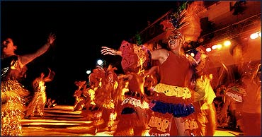 Vida Noturna em Isla Mujeres