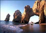 Land's End Arch in Los Cabos Mexico