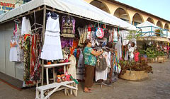 Shopping in Maceio Brazil