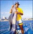 Pesca deportiva del Pez Vela