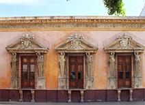 Casa de Montejo en Mérida