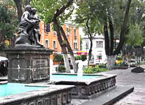 Roma Neighborhood, Mexico City