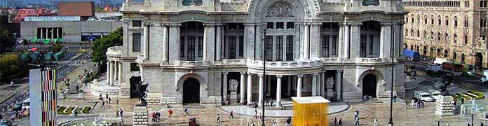 Attractions in Mexico City