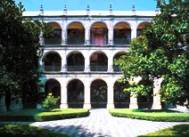 Old College of San Ildefonso Museum
