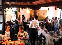 Restaurante la Fonda San Ángel