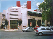 Shopping in Mexico City - Polanco Mazarik Designer Stores