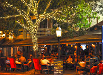 Bares en Coconut Grove Miami