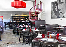 Restaurante en Design District