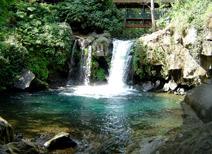 Río Cupatitzio en Uruapan Michoacán