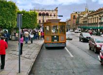 Paseos en Tranvía en Morelia