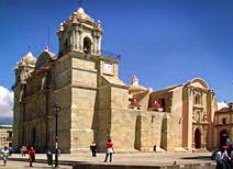 Catedral Nuestra Señora de la Asunción en Oaxaca