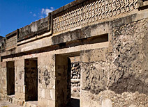 Sitio Arqueológico de Mitla