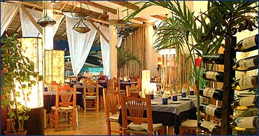 Restaurants in Playa del Carmen Mexico