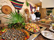 Restaurante La Ceiba Playa del Carmen