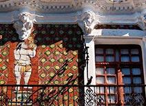 Lugares tur sticos de puebla puebla lugares de inter s for Casa de los azulejos puebla