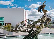 Complejo Cultural Universitario en Puebla