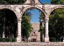 Ex Convento Franciscano de San Miguel Arcángel en Huejotzingo