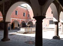 Museo de Artesanías (Ex Convento de Santa Rosa) en Puebla