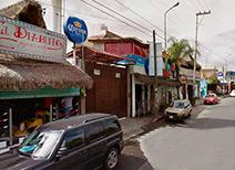 Calle 14 Oriente en San Andrés Cholula