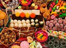 Dulces típicos de Puebla
