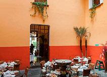 Restaurante La Casa de los Muñecos en Puebla
