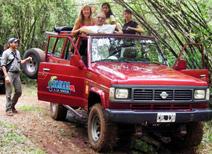Safari en el Parque Nacional Iguazú