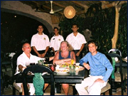 Suzie Wongs Restaurant in Puerto Vallarta