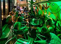 Bar en Río de Janeiro
