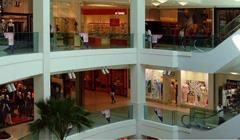 Centro comercial en Río de Janeiro