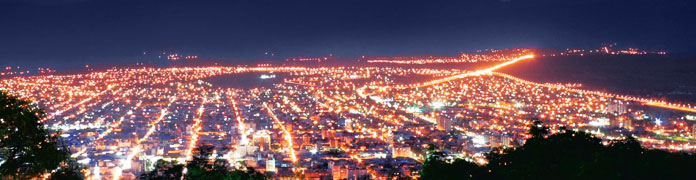 Nightlife in Salta, Argentina