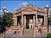 Plaza de Armas en San Luis Potosí