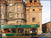 Tranvía Turístico en San Luis Potosí
