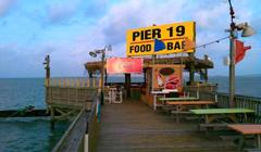 South Padre Island Pier 19 Restaurante