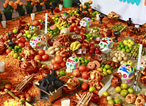 Fiestas en Tepoztlán