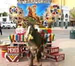 Avenida Revolución en Tijuana
