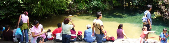 Attractions in Uruapan