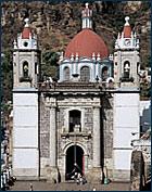 Templo del Señor de Chalma