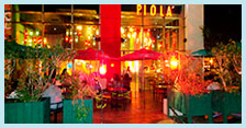 La Piola Restaurant in Cancun