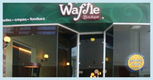 Belgian Waffle Boutique en Cancún