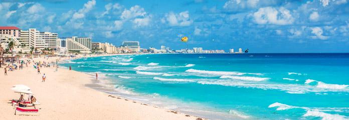 Bienvenido a Cancún