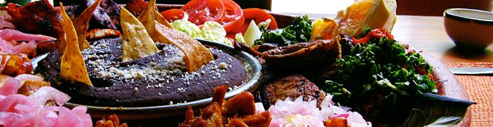 Gastronomía en Chichén Itzá