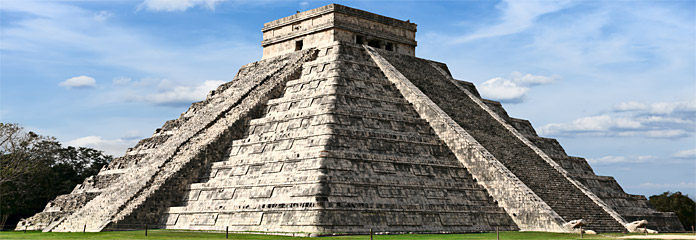 Bienvenido a Chichén Itzá