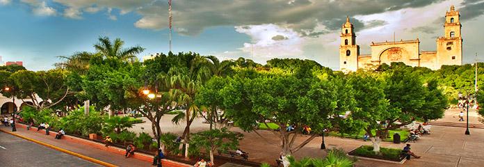 Bienvenido a Mérida