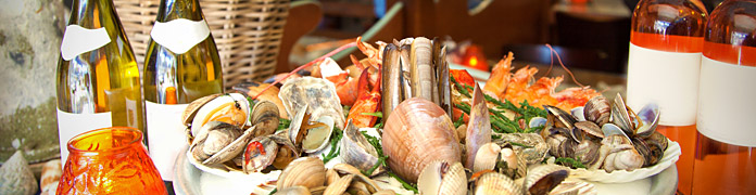 Gastronomía en  Playa del Carmen