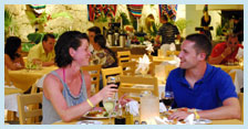 Restaurantes Playa del Carmen