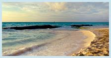 Beaches in Riviera Maya