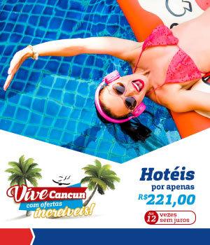 Hoteis em Cancun